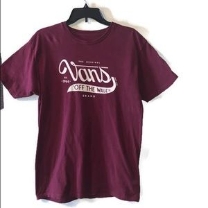 """Vans """"Off the Wall"""" Short Sleeve T-Shirt - Used"""